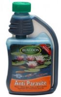Blagdon Pond Anti Parasite Treatment 500ml Interpet Fish